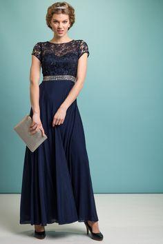 Selskapskjole Elizabeth Navy fra Floyd by Smith Navy, Formal, Fashion, Preppy, Moda, Fashion Styles, Fasion, Fashion Illustrations, Navy Blue