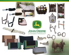 Professional's Choice unveils John Deere products for your horse!