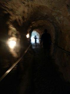 Grottos of Rosh Hanikra, Israel...incredible sight!  by Fanny Bejar Cohen