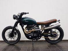 Kawasaki W650 Scrambler Umbau - Kingston Custom Motorcycles: Motorcycles