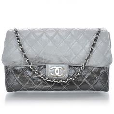 30999d1c8070 Chanel Melrose Degrade jumbo classic flap from the 2008 Cruise Collection.  Chanel Bags, Chanel