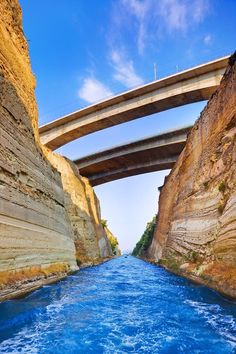 Greece Channel, The Corinth Canal                                                                                                                                                                                 Mehr