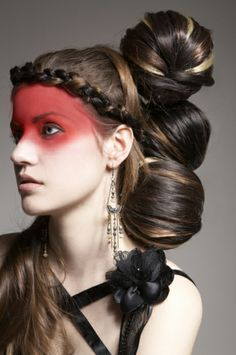 Pinspiration of the hairstyle