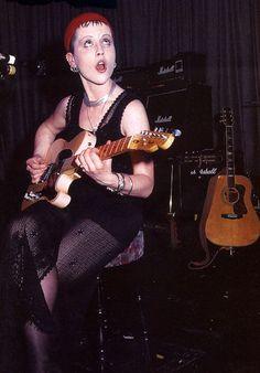 Dolores O'Riordan of The Cranberries, Q Magazine, January 1994.