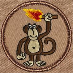 Fire Monkey Patrol Patch (#457)
