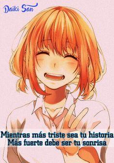 Daiki San Frases Anime Mientras mas triste sea tu historia