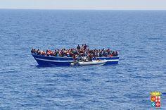Italian navy picks up thousands of migrants - Europe - Al Jazeera English 7/30/14