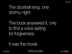 These Terribly Tiny Tales Will Make Your Day In Just 140 Characters Heart Touching Story, Touching Stories, Story Quotes, Mood Quotes, True Love Quotes, Amazing Quotes, Tiny Stories, Short Stories, Society Quotes