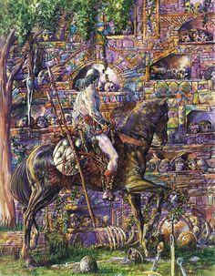 Barry Windsor-Smith - Conan Saga cover
