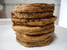 Receitas da Romy: Panquecas de granola em pó