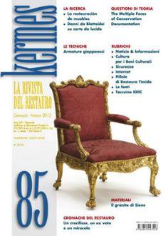 Kermes : La rivista del restauro  Fondo en Bellas Artes : (1993-1995), 2003-