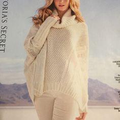 Victoria's Secret sweater Very good condition, eggplant color, sweater-shrug :) Victoria's Secret Sweaters Shrugs & Ponchos
