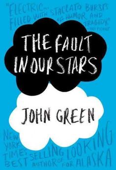 Bokvarg: The Fault In Our Stars - John Green