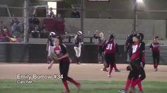 18 Gold Catcher & 2nd: Strike Force Vs WA illusion. PGF Softball Showcas...