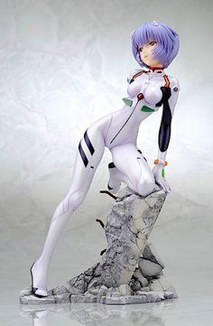 Rei Ayanami - Evangelion