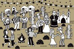 convite festa junina cordel - Pesquisa Google