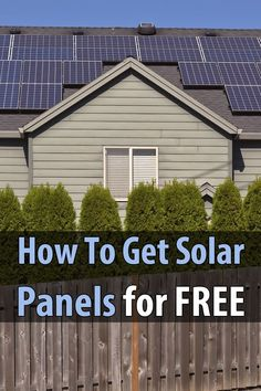 If you can afford to install solar panels, you'll have a huge advantage during a blackout. Unfortunately, it can be very expensive.