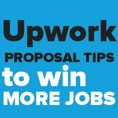 How to Get Your First Job on Upwork Online Earning, Earn Money Online, Proposal Sample, Proposal Writing, First Job, Make More Money, Advice, How To Get, Tips