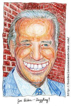 Joe Biden — Dazzling!