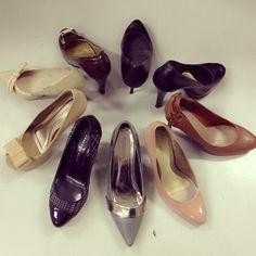 Shoes around