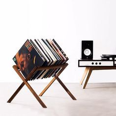 The Vinyl Stand. @hrdl.no