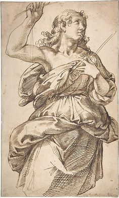 Inscription: Inscribed in pen and brown ink at lower right recto in century hand, Bartholomeo Passarotto; Inscribed in pen and brown ink at lower left of the verso, B; inscribed lower right of the verso in pen and brown ink, no Life Drawing, Figure Drawing, Drawing Sketches, Painting & Drawing, Art Drawings, Rennaissance Art, Portrait Art, Portraits, Engraving Art