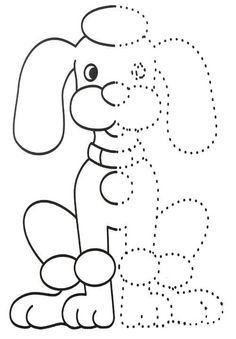 Kids Under Tracing Worksheets for Kids. Free dot to dot worksheets for kids. Color Worksheets For Preschool, Free Kindergarten Worksheets, Preschool Writing, Numbers Preschool, Preschool Learning Activities, Preschool Activities, Kids Learning, Tracing Worksheets, Number Worksheets