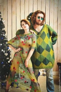 The Knitting Needle and the Damage Done: Knitwear Design's Power Couple and Other Knitting Fables