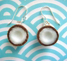 Hey, I found this really awesome Etsy listing at https://www.etsy.com/listing/79084233/coconut-earrings