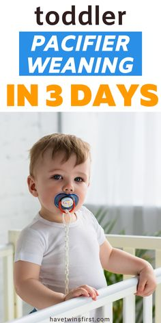The top method for taking the pacifier away from your toddler at bedtime and for naps. Check out this article for an easy and quick way to wean and get rid of your toddler's pacifier in only 3 days. Pacifier Weaning, Toddler Sleep Training, Toddler Nap, Sleep Schedule, Bedtime, Rid, How To Find Out, How To Remove, Check