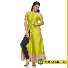 "Bring in the festivities wearing  Missa More!  Get ""Asian Connect V.2.0"" In the fusion section at just 1500₹ #missamore"