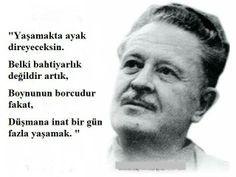 Nazim Hikmet..