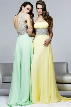 yellow and mint dress - Google Search