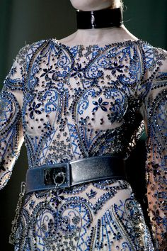 Jean Paul Gaultier Fall 2012 Couture http://style-mafia.tumblr.com/