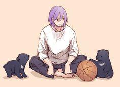 Kuroko no Basket ♥ (KNB) Atsushi Murasakibara
