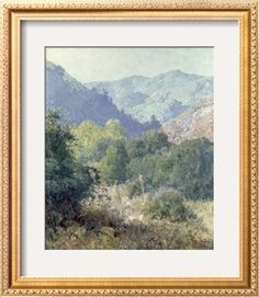 View of the San Gabriel Mountains Giclee Print by Rose at Art.com San Gabriel Mountains, Find Art, Framed Artwork, Giclee Print, Art Prints, Rose, Painting, Living Room, Art Impressions