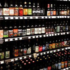 Beer anyone ?? #beer #beerporn #beers #wholefoods #happy #drink #cerveza #bier #lager