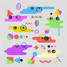 Skip Dolphin Hursh: Animated GIFs