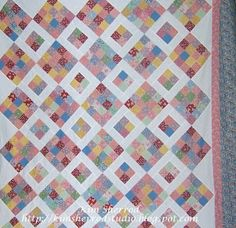 Lily Patch Quilts:Between Charming Friends