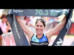 How The Race Was Won: IRONMAN 70.3 WESTERN SYDNEY 2016 - WOMEN