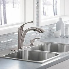 Enhance Your Kitchen S Style And Functionality With Top Brand Faucets Pull Down Wall Mount Touchless Sink Faucetore