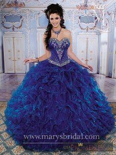Marys Bridal Quinceanera Style F12-4Q826 - Marys Bridal F12-4Q826 Quinceanera - Princess.