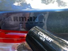 How to remove a car dealer decal easily without harsh chemicals