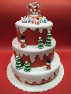 merry christmas cake - Buscar con Google