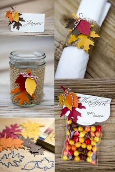 Easy Thanksgiving Table Decorations | Thanksgiving Table Settings to WOW Your Guests | Thanksgiving Decorations