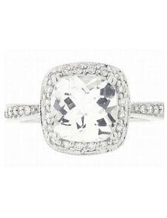 50 Amazing Engagement Rings : Lucky Magazine