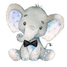 Baby Boy Elephant Nursery Print JPEG 8 by 10 / Digital File – Elefanten – – Baby Shower İdeas 2020 Baby Elephant Drawing, Baby Boy Art, Baby Elephant Nursery, Elephant Theme, Elephant Baby Showers, Baby Boy Shower, Elephant Elephant, Nursery Boy, Elephant Print