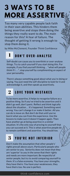 Assertiveness Training Courses in London, Bristol - Learn how to be more assertive. CLICK INFOGRAPHIC for fantastic tips and techniques about assertive - Self Development, Personal Development, Dealing With Difficult People, Difficult People Quotes, Life Advice, Life Tips, Self Improvement Tips, Assertiveness, Self Confidence