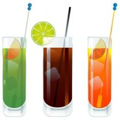 Spring and Summer Non-Alcoholic Punch Drinks