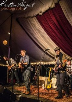 The Letter Jackets at Shakori Hills Grassroots Festival of Music and Dance